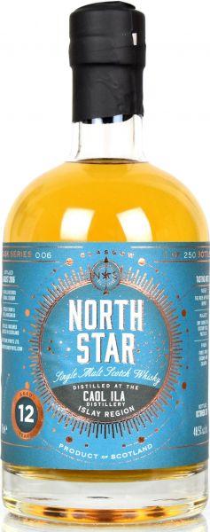 Caol Ila 12 Jahre 2006/2018 North Star Spirits #006 48,5% vol.