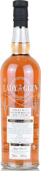 Strathmill 11 Jahre 2007/2019 Tawny Port Finish Lady of the Glen 56,8% vol.