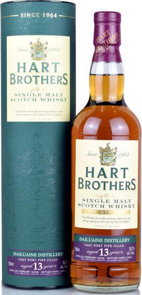 Dailuaine 13 Jahre 2008/2021 1st Fill Port Hart Brothers 52,7% vol.
