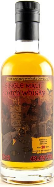 Mortlach 20 Jahre Batch #5 That Boutique-y Whisky Company 48,8% vol.