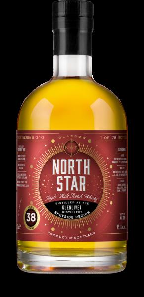 Glenlivet 38 Jahre 1981/2020 North Star Spirits #010 49,1% vol.