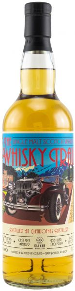 Glenrothes 30 Jahre 1989/2019 Elixir Distillers The Whisky Trail Cars 46,1% vol.
