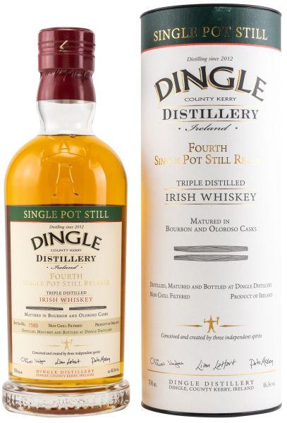 Dingle Single Pot Still Release Batch #4 46,5% vol.
