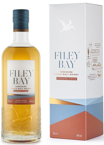 Filey Bay Moscatel Cask 46% vol.
