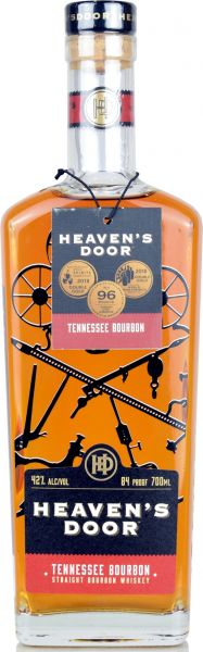 Heaven's Door Tennessee Straight Bourbon 42% vol.