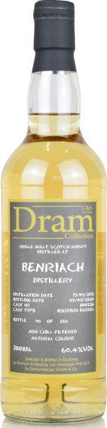 Benriach 7 Jahre 2012/2020 C&S Dram Collection #800226 60,4% vol.