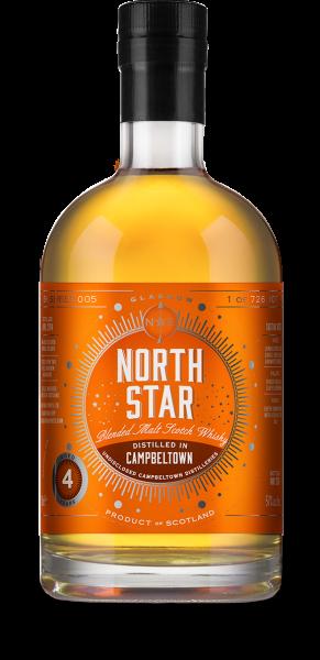 Campbeltown 4 Jahre 2014/2018 North Star Spirits #005 57,0% vol.