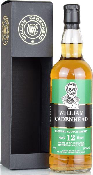 William Cadenhead 12 Jahre Blend Batch #6