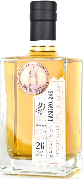 Ledaig 26 Jahre 1993/2019 The Single Cask #245 45% vol.