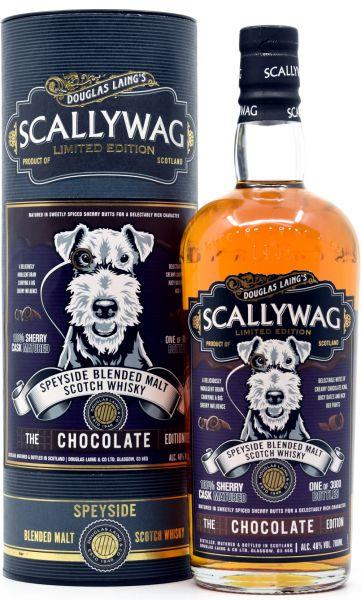 Scallywag Chocolate Limited Edition #4
