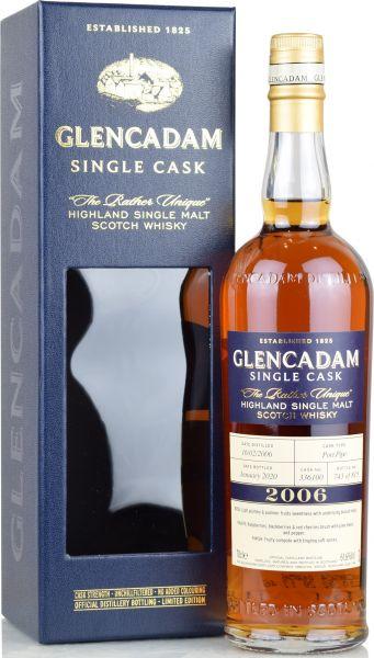 Glencadam 13 Jahre 2006/2020 Port Pipe #336100 61,6% vol.