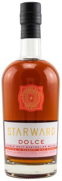 Starward Dolce Dessert Wine Barrels 48% vol. 0,5 l