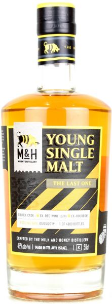 Milk & Honey Young Single Malt The Last One 46% vol.