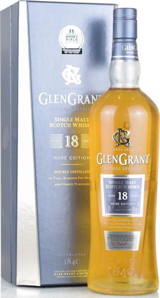 Glen Grant 18 Jahre Rare Edition 1,0 l