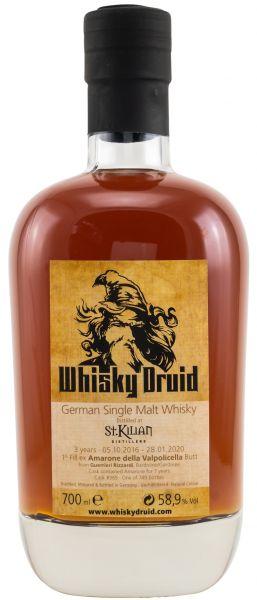 St. Kilian 2016/2020 Amarone Cask Whisky Druid 58,9% vol.