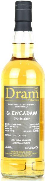 Glencadam 8 Jahre 2011/2019 C&S Dram Collection #800130 65,6% vol.