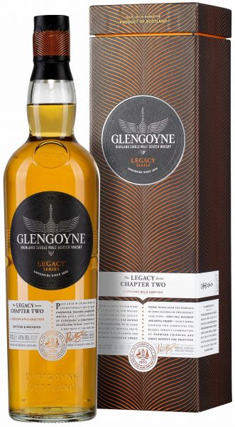 Glengoyne Legacy Chapter Two 48% vol.