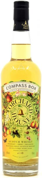 Orchard House Compass Box 46% vol.
