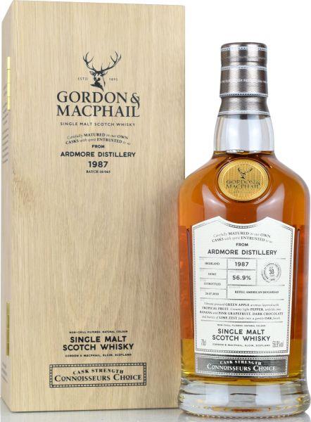 Ardmore 30 Jahre 1987/2018 Gordon & MacPhail 56,9% vol.