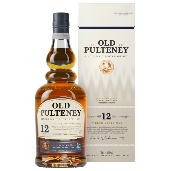 Old Pulteney 12 Jahre