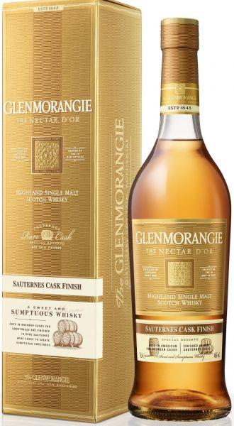 Glenmorangie Nectar D'Or Sauternes Casks