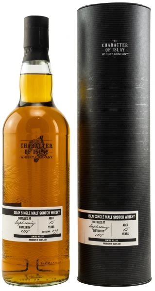Laphroaig 15 Jahre 2005/2021 The Character of Islay Whisky Company 57,8% vol.