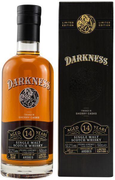 Ardbeg 14 Jahre PX Sherry Finish Darkness! 52,2% vol.
