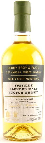 Speyside Blended Malt Berry Bros. & Rudd 44,2% vol.