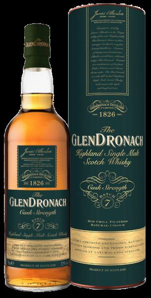 Glendronach Cask Strength Batch #7 57,9% vol.