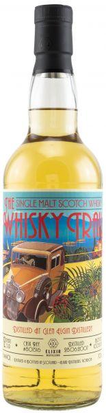 Glen Elgin 12 Jahre 2007/2020 Elixir Distillers The Whisky Trail Cars 56,4% vol.
