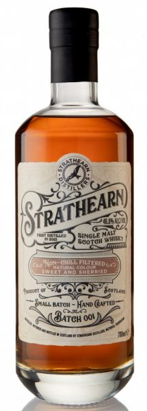 Strathearn Single Malt Small Batch #001 46,6% vol.
