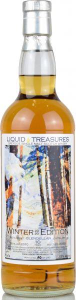 Glendullan 10 Jahre 2010/2020 Sherry Cask Liquid Treasures Winter 2020 Edition 55% vol.