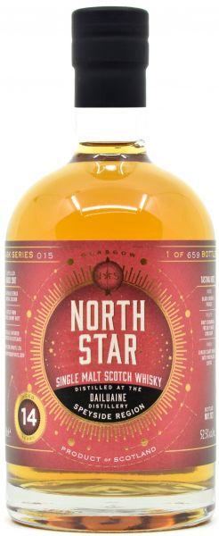 Dailuaine 14 Jahre 2007/2021 North Star Spirits #015 52,5% vol.