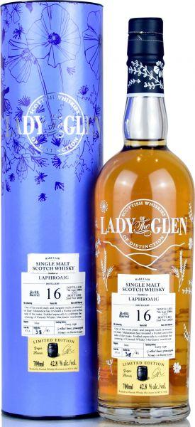 Laphroaig 16 Jahre 2004/2020 Lady of the Glen 42,8% vol.