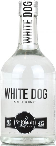St. Kilian White Dog 43% vol.