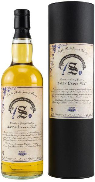 Ledaig 2011/2020 Signatory Vintage Cuvée Series #6 Sherry/Côtes de Provence 60,9% vol.