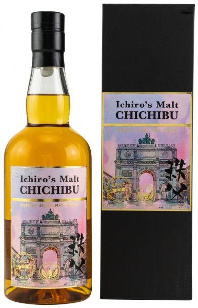 Chichibu 2014 Ichiro's Malt Munich Release Single Cask #3201 63% vol.