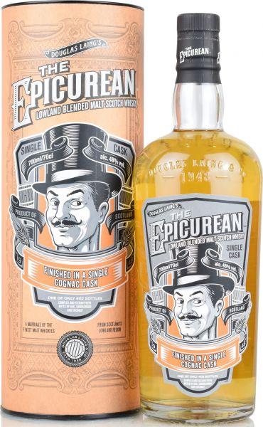 The Epicurean Cognac Finish 48% vol.