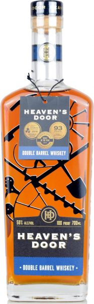 Heaven's Door Double Barrel 50% vol.