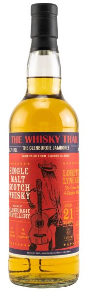 Glenburgie 21 Jahre 1998/2020 Elixir Distillers The Whisky Trail Country 56,7% vol.
