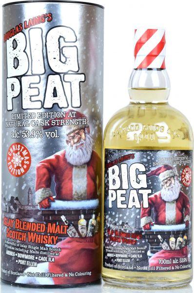 Big Peat Christmas Edition 2018