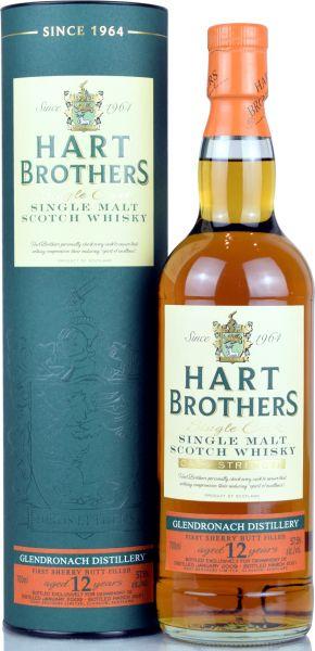 Glendronach 12 Jahre 2009/2021 1st Fill Sherry Hart Brothers for deinwhisky.de 57,5% vol.