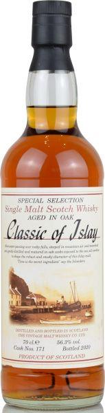 Classic of Islay exclusive for deinwhisky.de #171 56,3% vol.