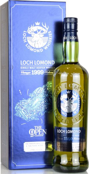 Loch Lomond 1999/2018 The Open Course Collection Carnoustie 47,2% vol.