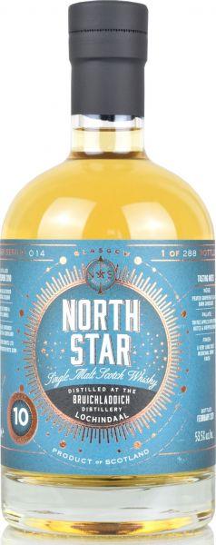 Bruichladdich (Lochindaal) 11 Jahre 2010/2021 North Star Spirits #014 53,5% vol.