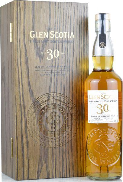 Glen Scotia 30 Jahre 1989/2020 Sherry Cask 50,8% vol.