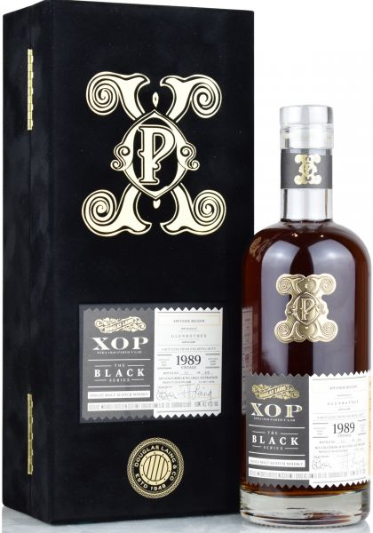 Glenrothes 30 Jahre 1989/2020 Xtra Old Particular Black Series Douglas Laing 47,5% vol.