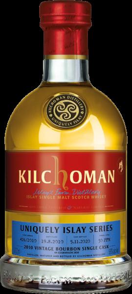 Kilchoman 2010/2020 Bourbon Cask Uniquely Islay An Geamhradh #4/7 56% vol.