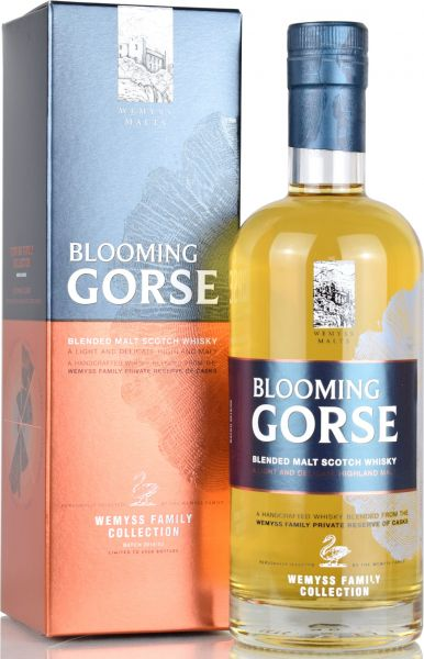 Blooming Gorse Wemyss Family Collection