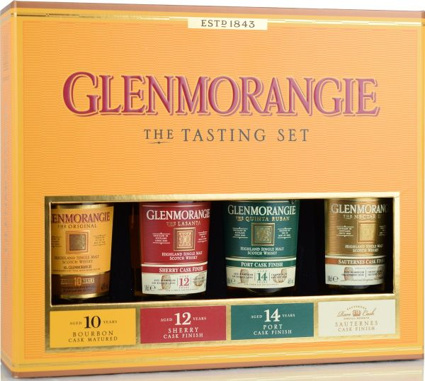 Glenmorangie The Tasting Set